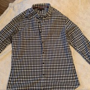 Ben Sherman Dress Shirt EUC